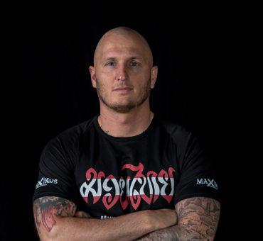 Ein Portrait vom Trainer David Brandl