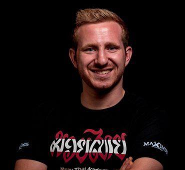 Ein Portrait von Trainer Fabian Hurnaus