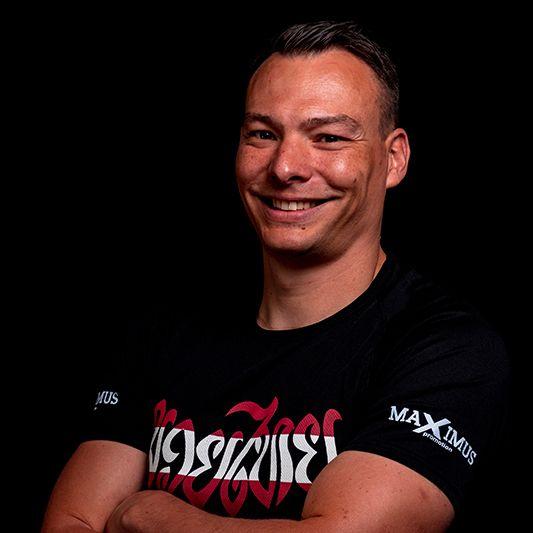 Ein Portrait von Trainer Mario Bertlwieser