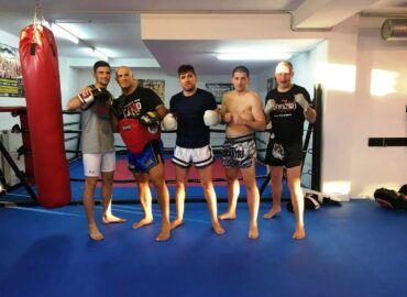 Muay Thai in Steyr