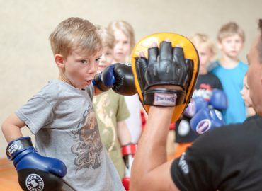 Muay Thai 4 Kids in Rohrbach
