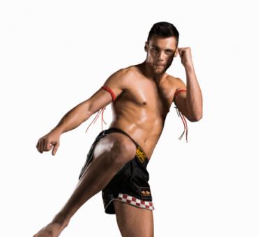 Ein Portrait vom Kämpfer Kristijan Franjic