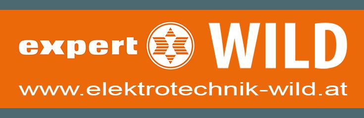 Das Logo des Sponsors Expert Wild