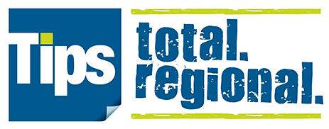 Das Logo des Sponsors Tips